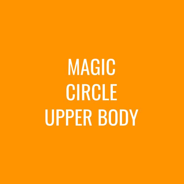 Magic Circle Upper Body Workout – Mat