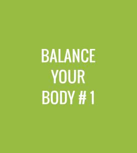 Balance Your Body #1