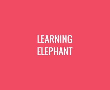 Learning Elephant