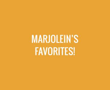 Marjolein's Favorites