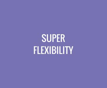 Super Flexibility
