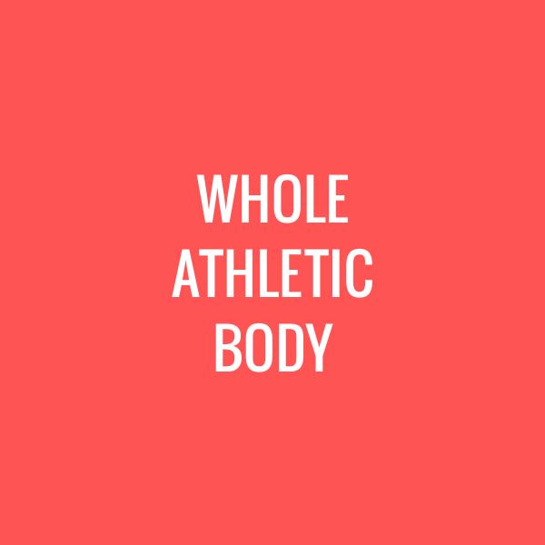 Athletic Lower Body